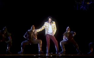 Holographic Michael Jackson