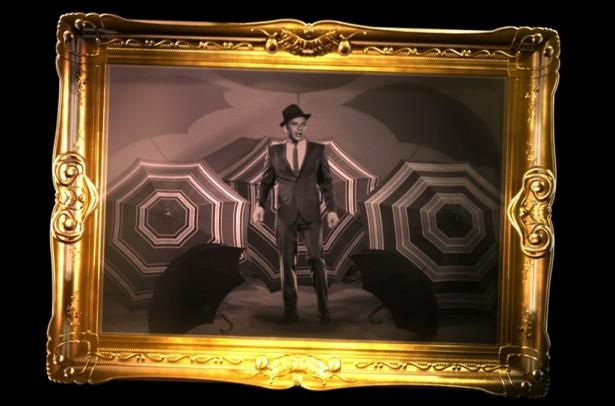 Frank Sinatra Hologram