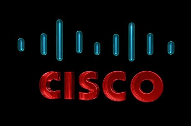 Cisco Glass Logo
