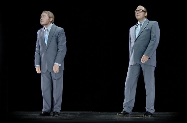 Morecambe and Wise BBC