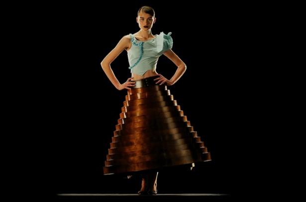 British Fashion Awards Hologram